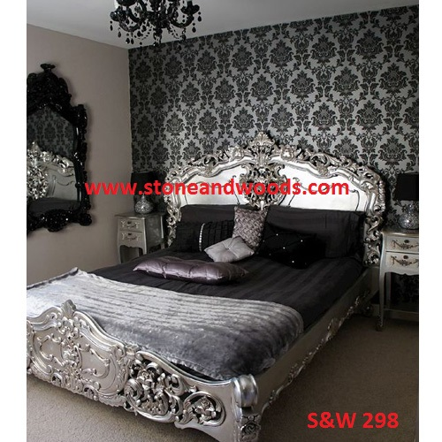 Carved Bed S&W 298