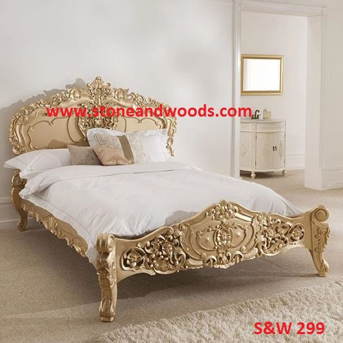 Carved Bed S&W 299