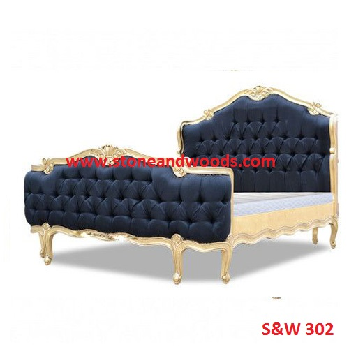 Modern Designer Bed S&W 302