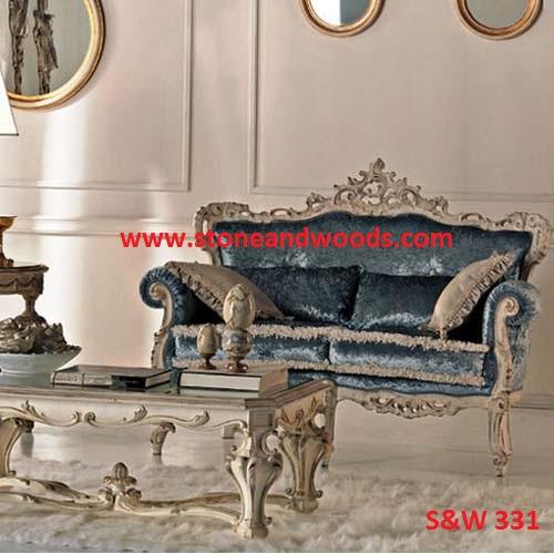 Modern Sofa Set S&W 331