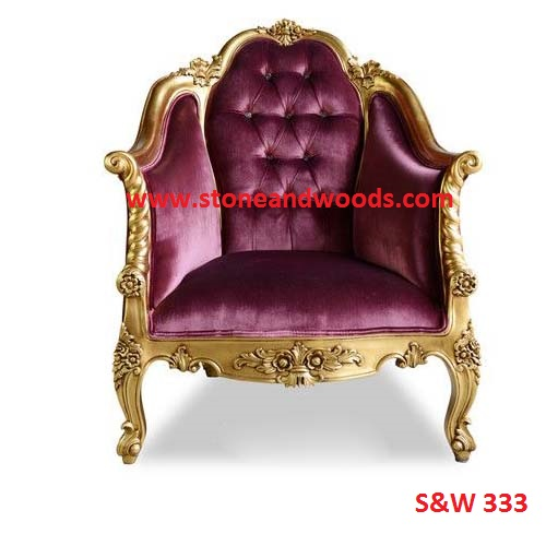 Living Room Chair S&W 333