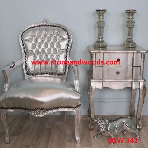 Fabric Chairs S&W 342