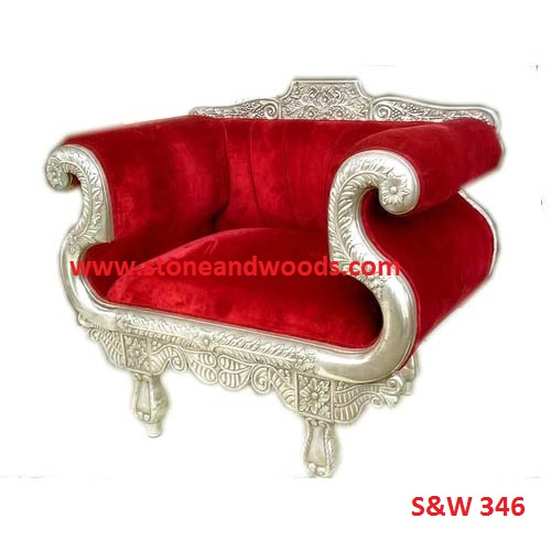 Modern Living Room Chair S&W 346