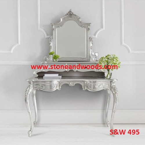 Console Stool for Dressing Table S&W 495
