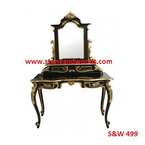 Console Stool for Dressing Table S&W 499