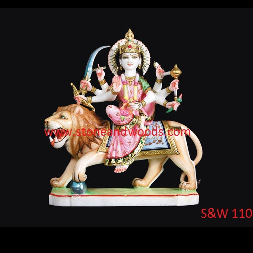 Goddess Durga Maa Statue S&W 110
