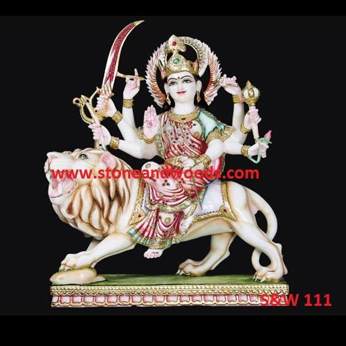 Goddess Durga Maa Statue S&W 111