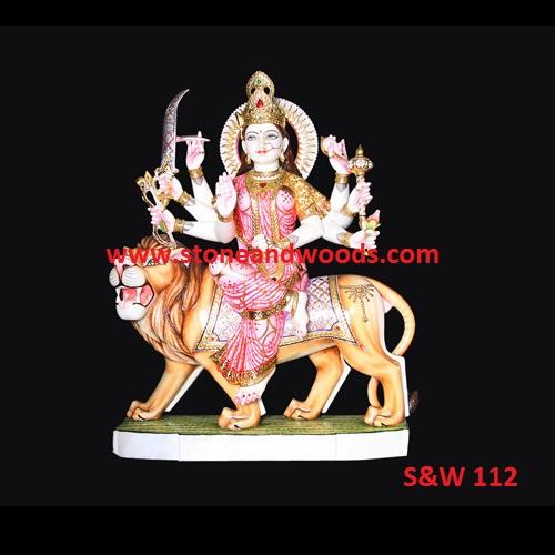 Durga Maa Statue S&W 112