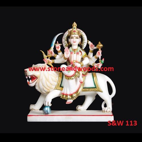 Durga Maa Statue S&W 113