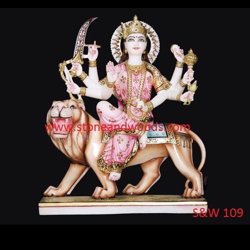 Goddess Durga Maa Statue S&W 109