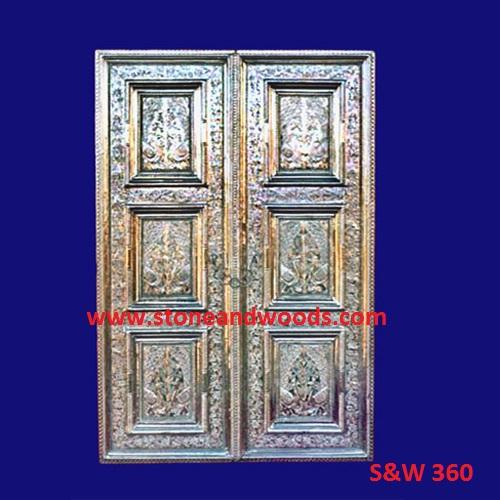 Traditional Design Wooden Door S&W 360