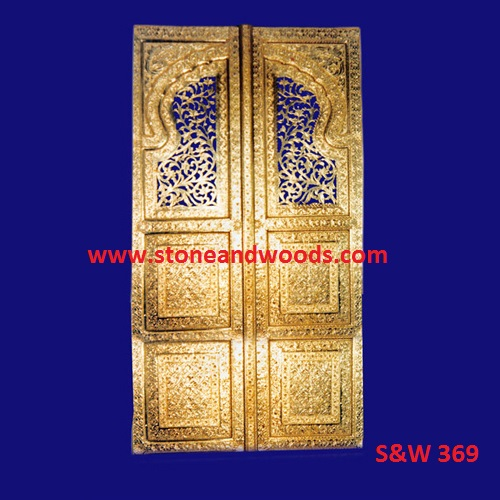 Rajasthani Traditional Door S&W 369