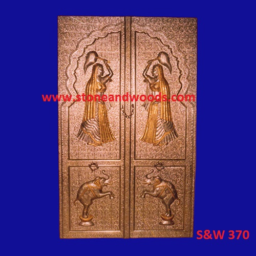 Rajasthani Traditional Door S&W 370
