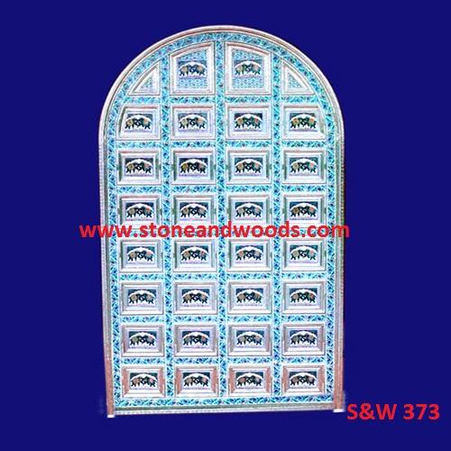 Traditional Design Wooden Door S&W 373