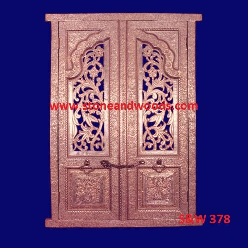 Traditional Design Door S&W 378