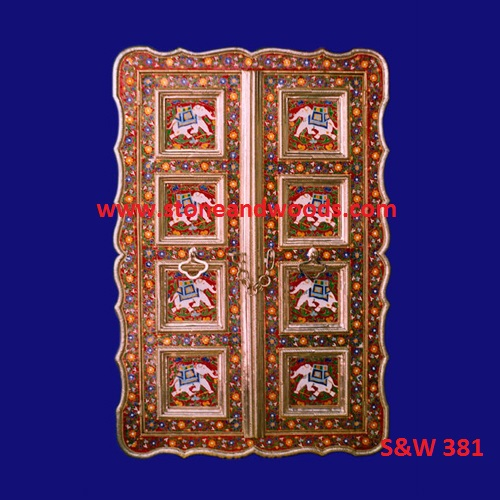 Rajasthani Traditional Door S&W 381