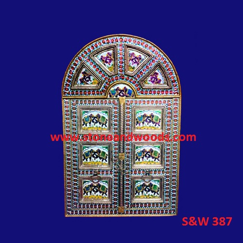 Traditional Front Doors S&W 387