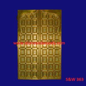 Antique Doors S&W 363