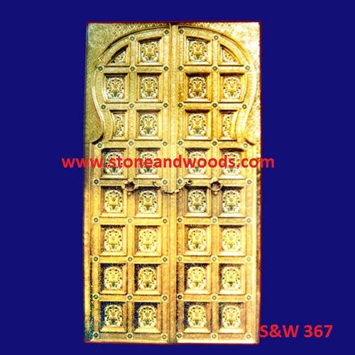Rajasthani Traditional Door S&W 367