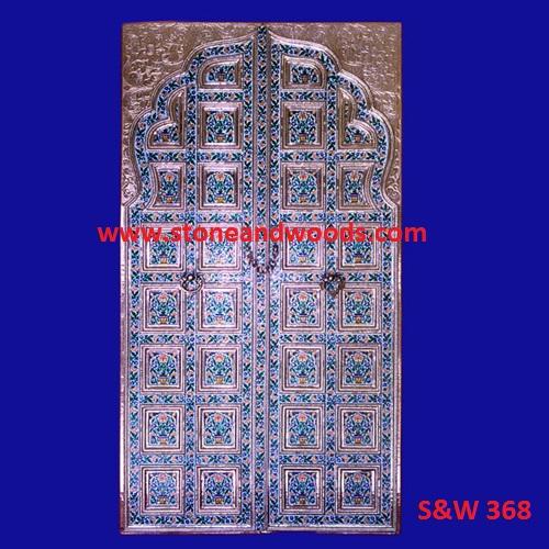 Traditional Design Wooden Door S&W 368