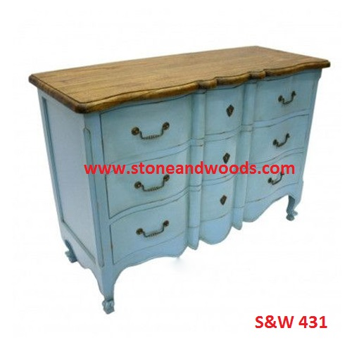 Chest Of Drawers S&W 431