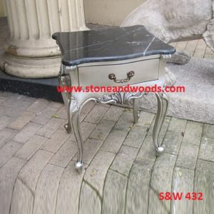 Side Table with Drawer S&W 432