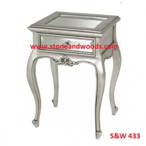 Side Table with Drawer S&W 433