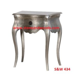 Side Table with Drawer S&W 434