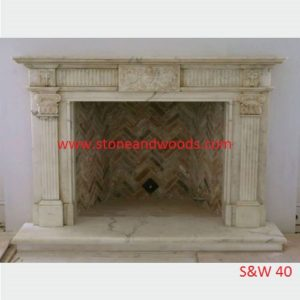 Modern Fire Place S&W 40