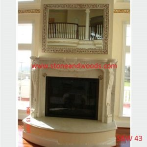 Stone Fire Place S&W 43