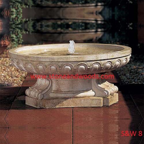 Handicraft Fountain S&W 8