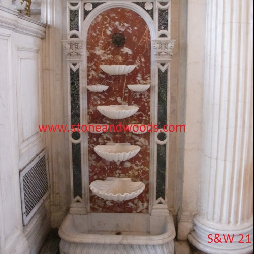 Marble Fountains S&W 21