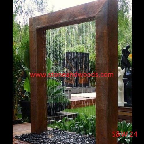 Stylish Garden Fountain S&W 24