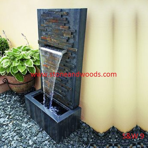 Indoor Fountain S&W 9