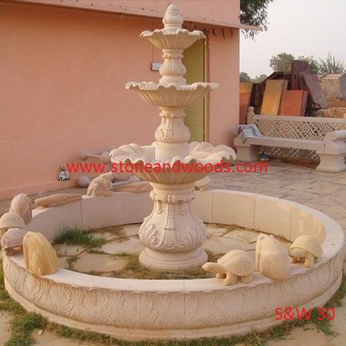 Designer Water Fountain S&W 30