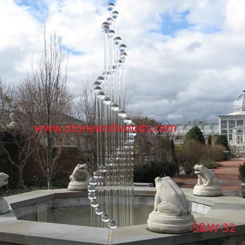 Designer Marble Water Fountain S&W 32