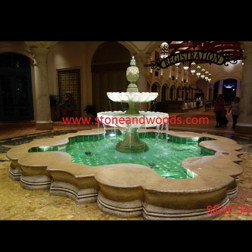 Designer Indoor Fountain S&W 34