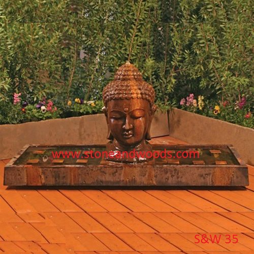 Handicraft Decorative Fountain S&W 35