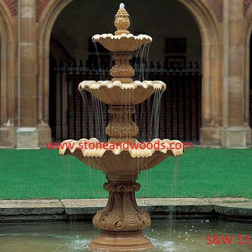 Handicraft Water Fountain S&W 13