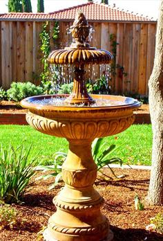 Gardenn-fountain