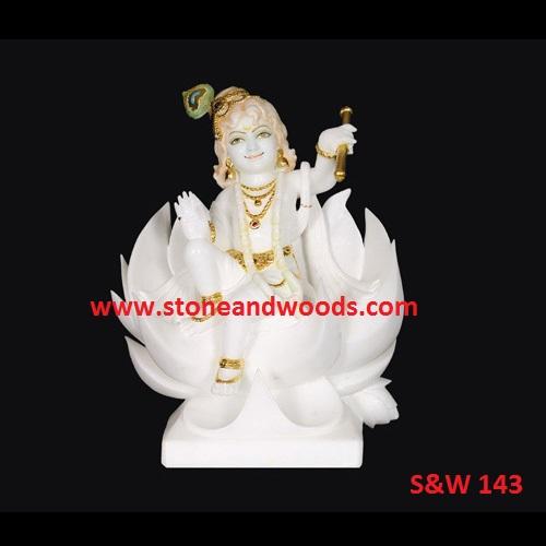 Krishna Bal Gopal Idols S&W 143