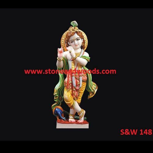 Krishna Bal Gopal Idols S&W 148