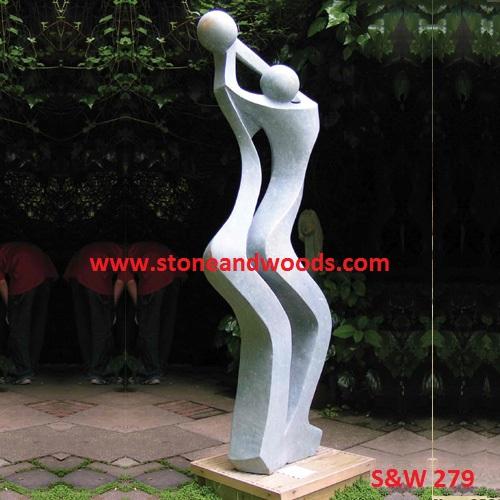 Modern Art Sculpture S&W 279