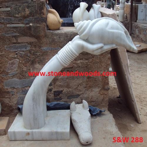 Modern Art Sculpture S&W 288