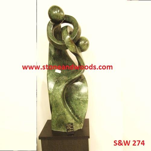 Modern Art Sculpture S&W 274
