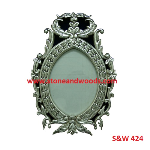 Antique Oval Picture Frames S&W 424