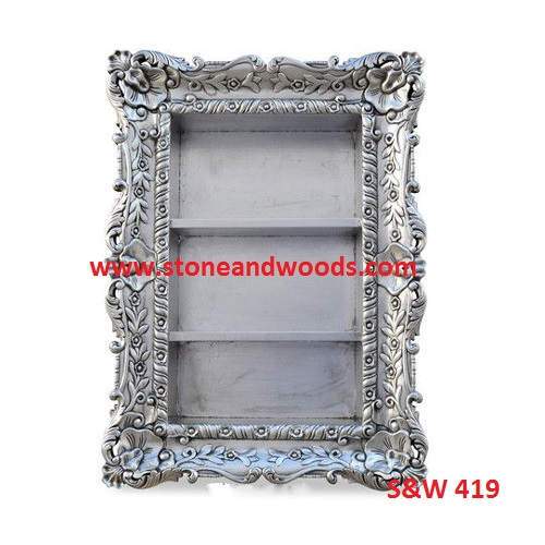 Antique Silver Frames S&W 419