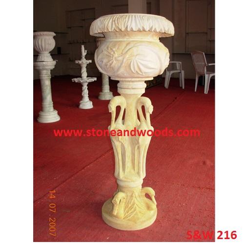 Indoor Decorative Planters S&W 216
