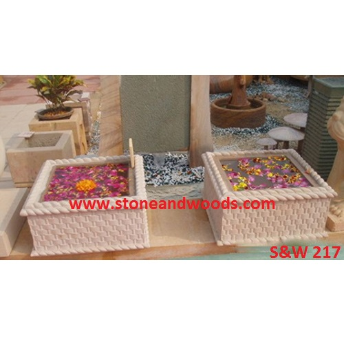 Modern Outdoor Planters S&W 217