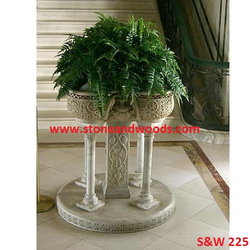 Marble Outdoor Planters S&W 225